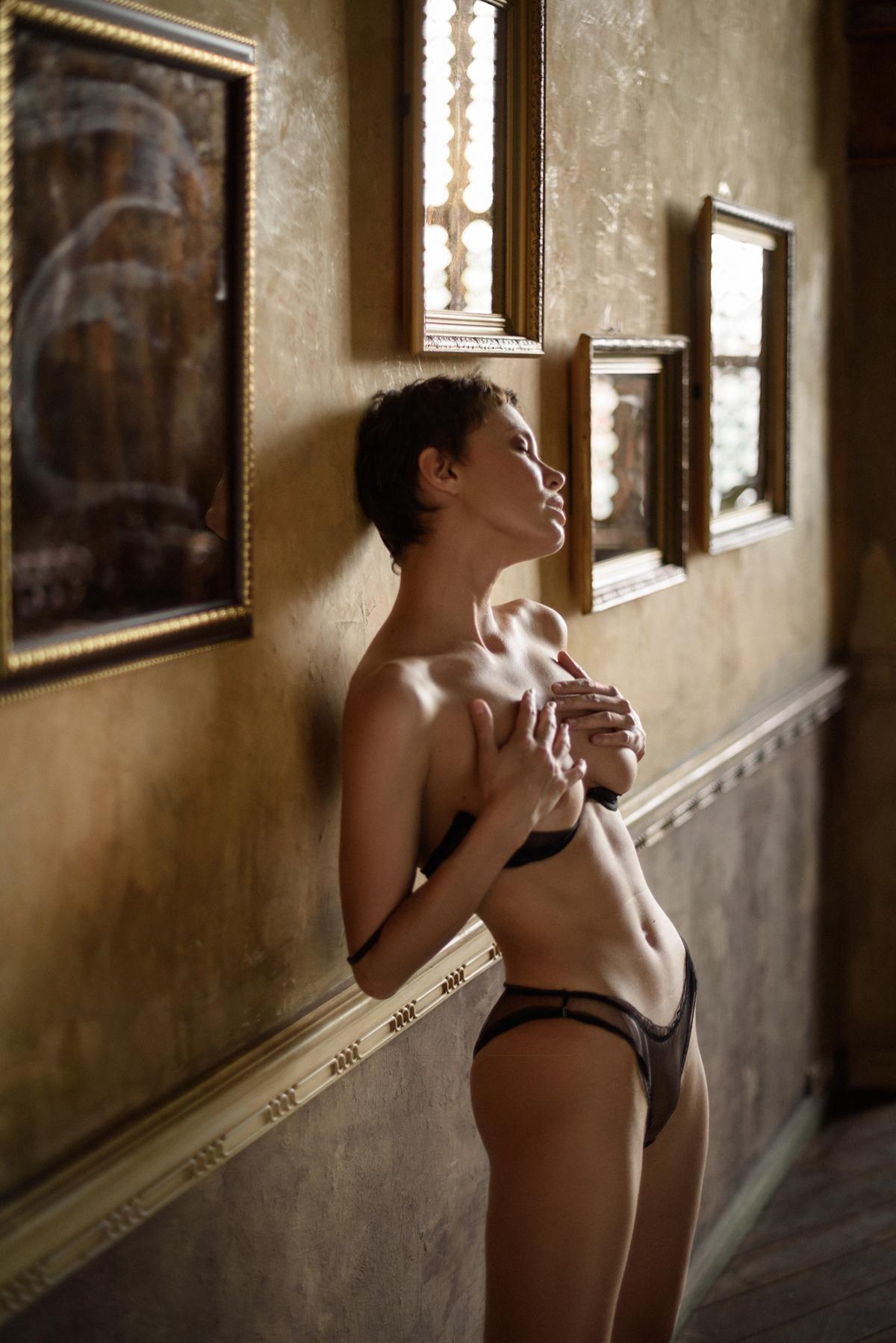 Оксана Чуча / фотограф Sacha Leyendecker