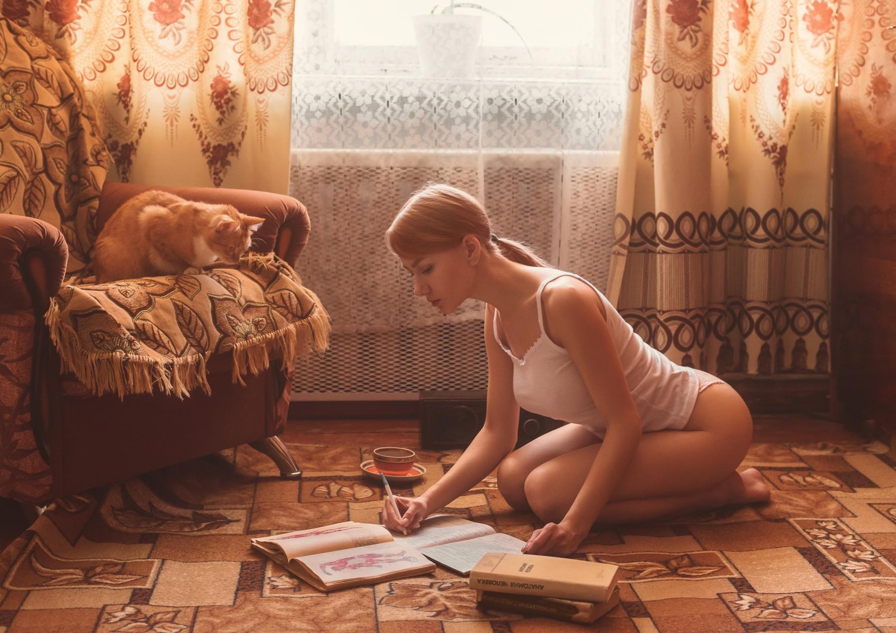 Скоро сессия / фотограф Оплетаев Владислав