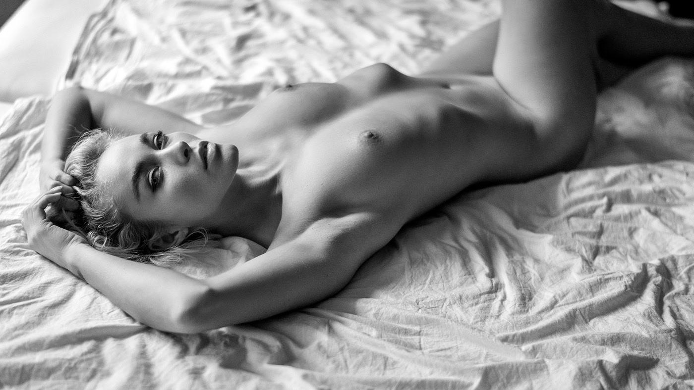 Виктория Яровая - Vikra / фотограф Chris Bos