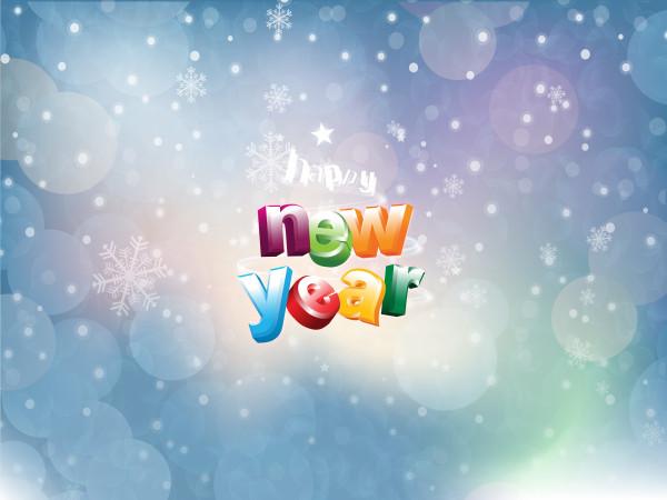 с Новым годом 3200x2400