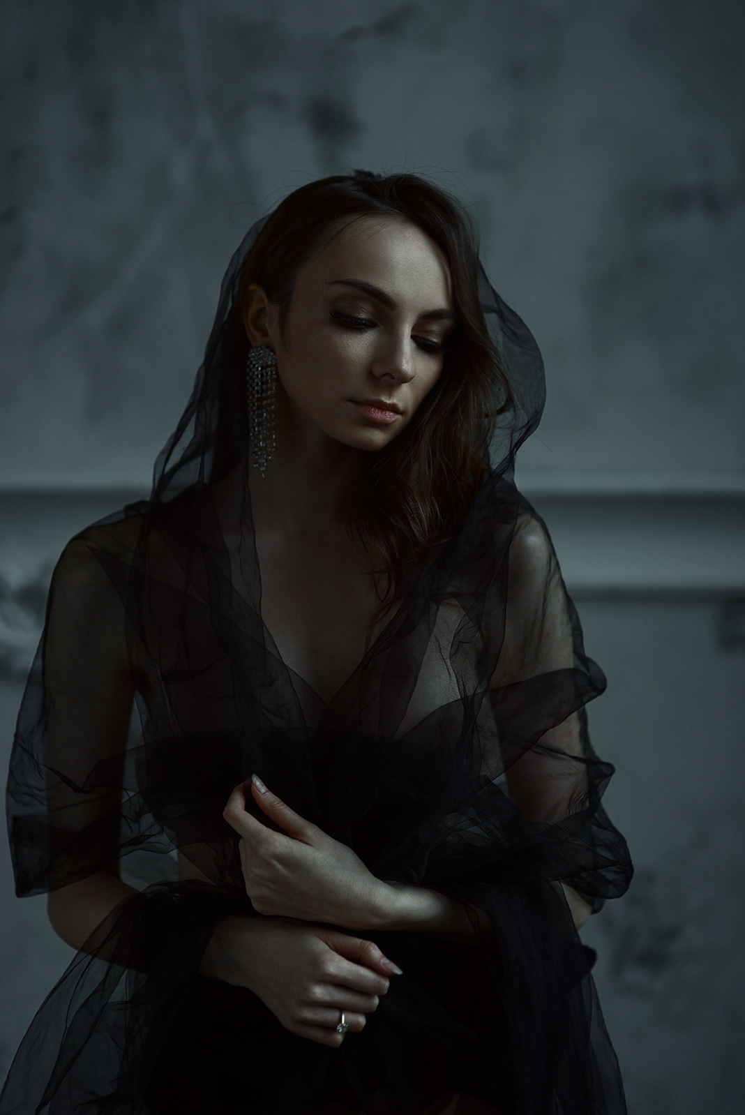 Model Margo Amp | Photographer Bugaenko Dmitry