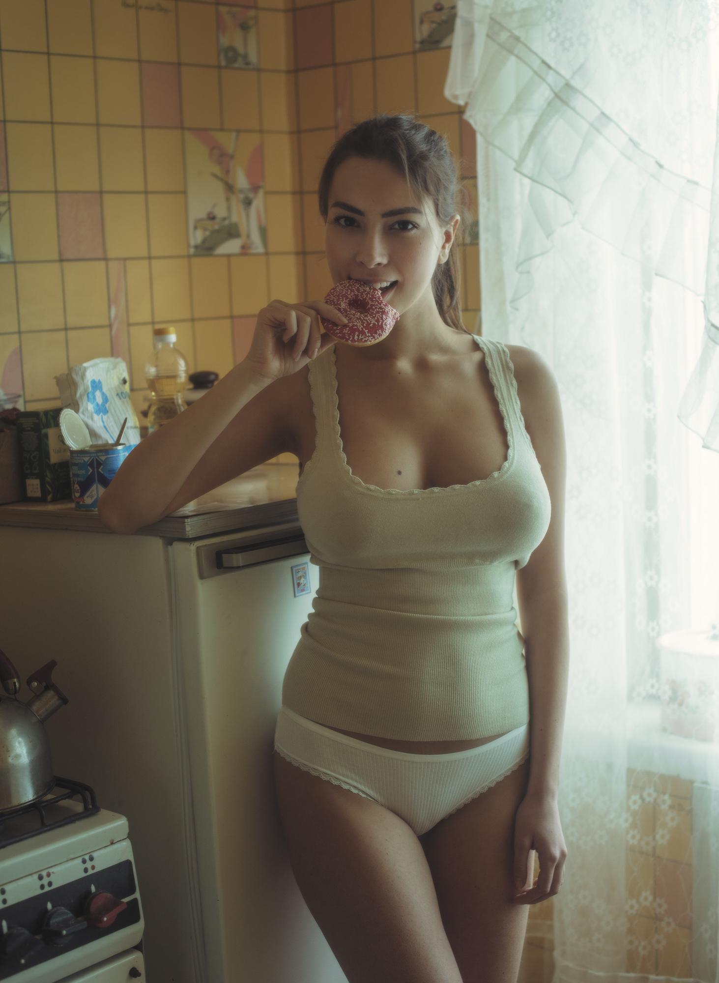 Пора на диету / фотограф Давид Дубницкий