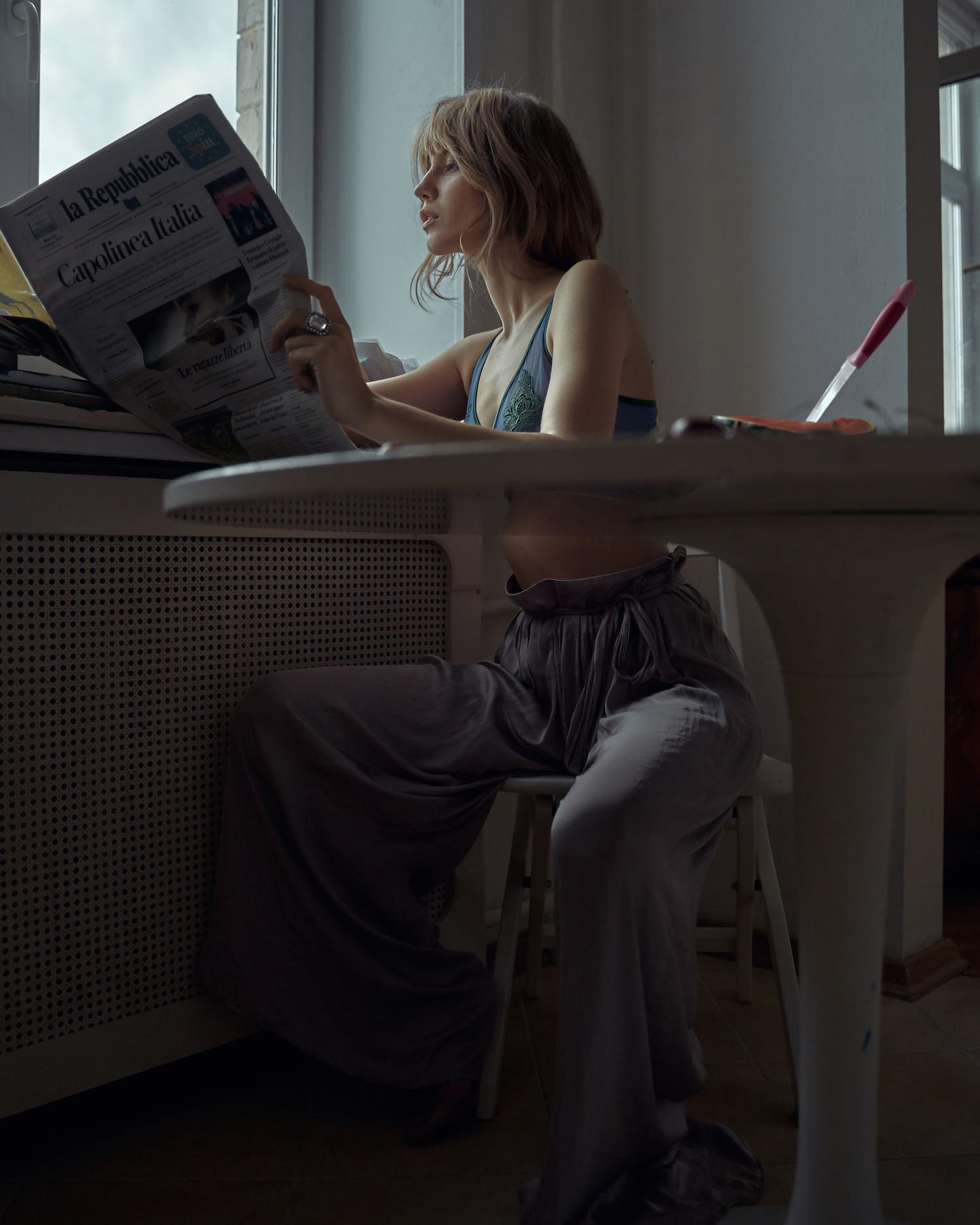 Nina / фото Марченко Медана