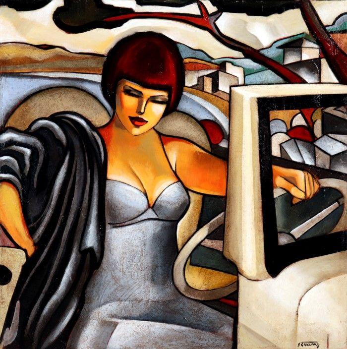 художник Stephane Gisclard
