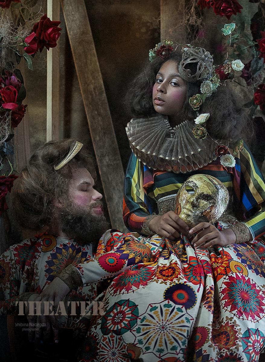 Театр / Фотограф-дизайнер Надежда Шибина