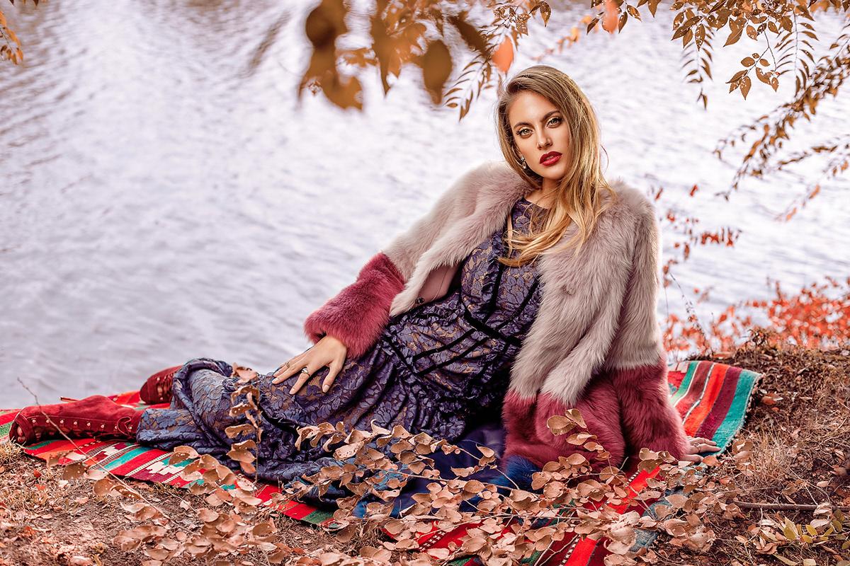 Andrea Vujovic // Lepota&Zdravlje magazine