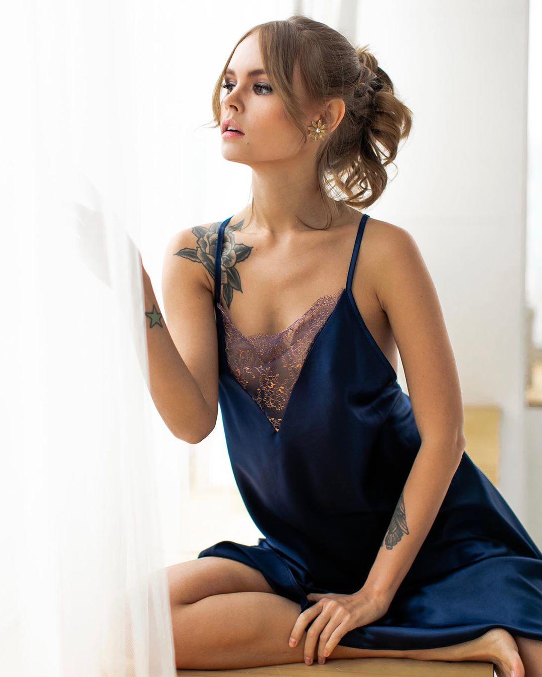 Анастасия Щеглова для Lady's Showroom