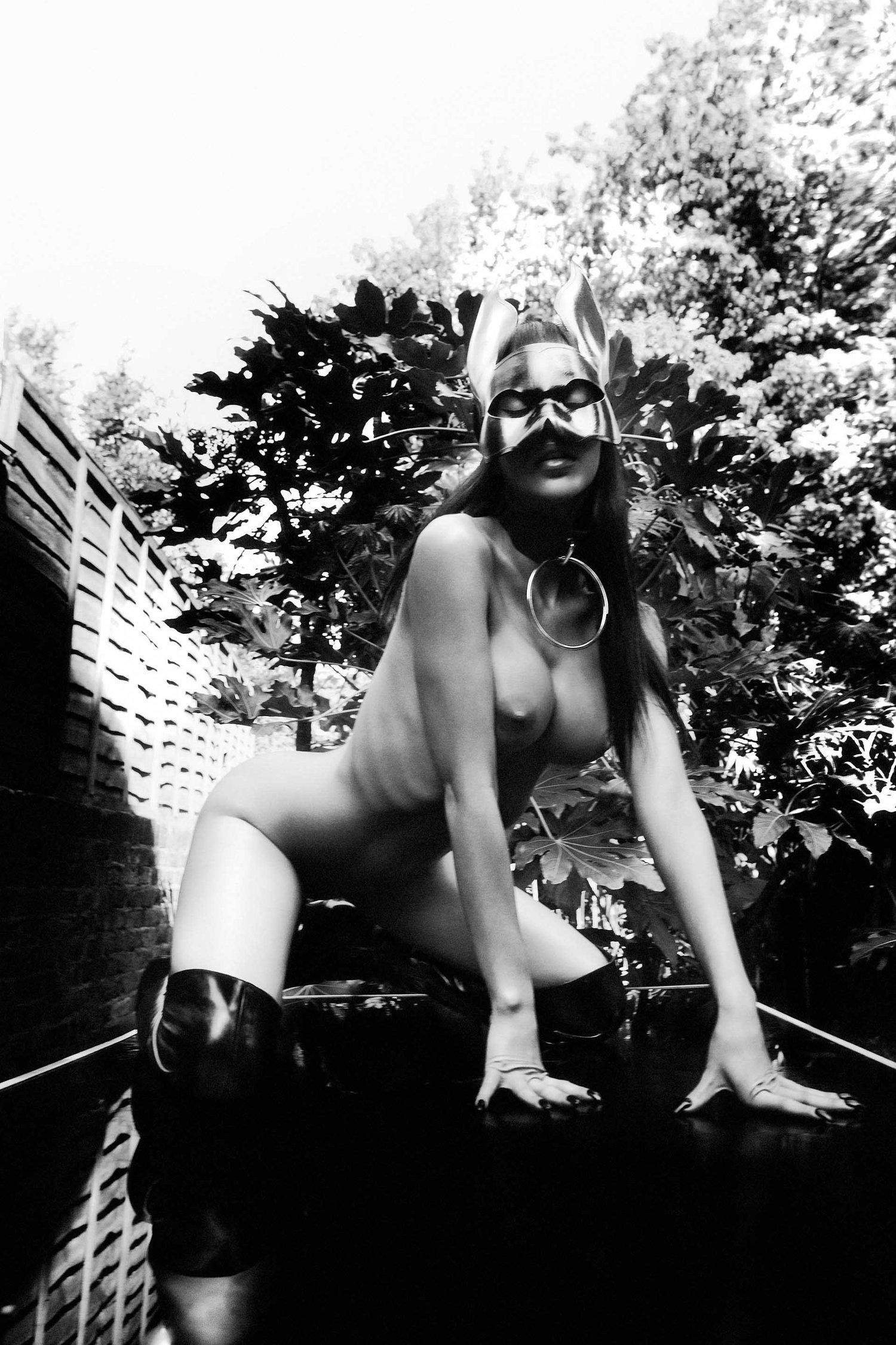 Photographer Paul Artemis / Model MaryAnna X / Bunny - RektMag