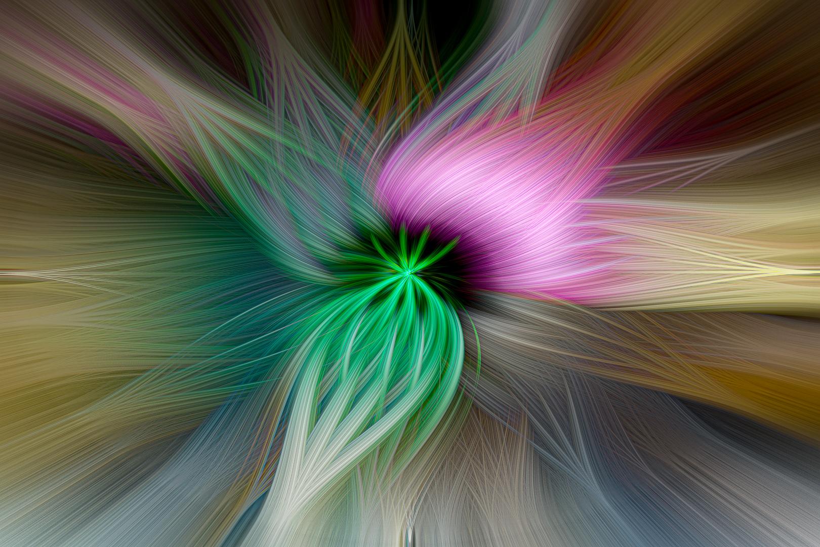 Abstraction / работы Sibé