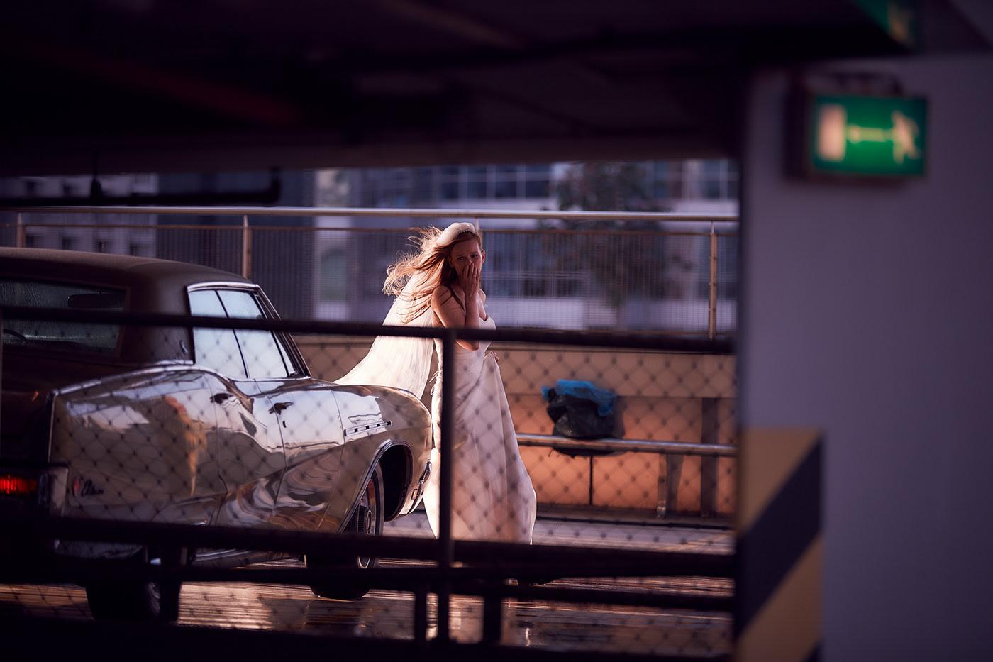 THE BRIDE / фотограф Per Kasch