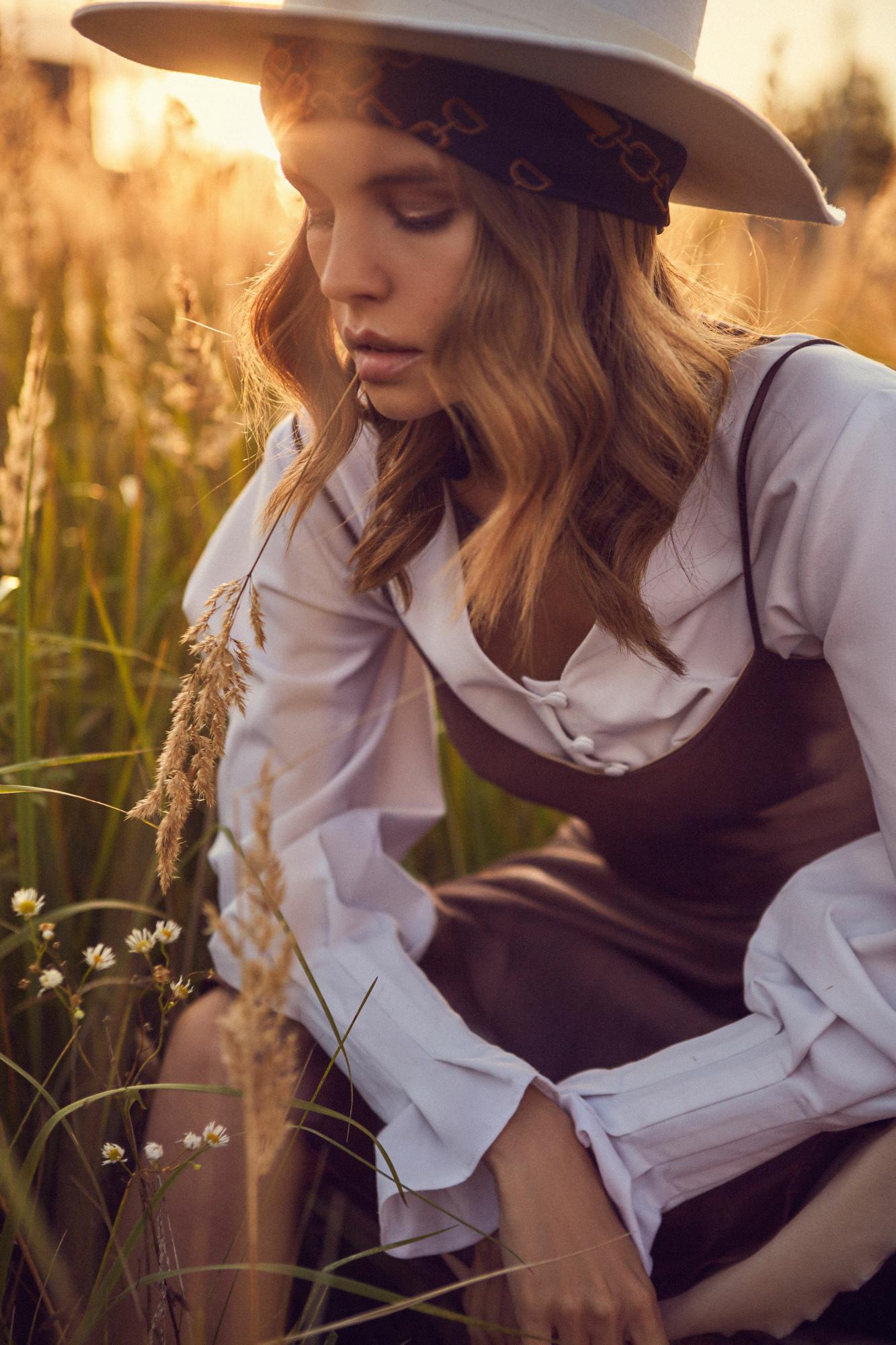 Анастасия Щеглова / Ph Sophie Neemaign