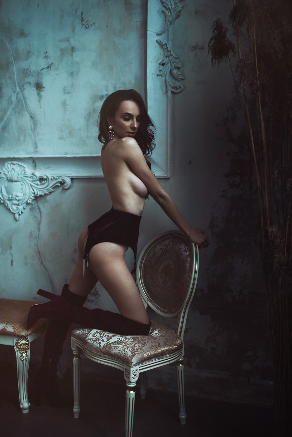 Model Margo Amp / Photographer Bugaenko Dmitry