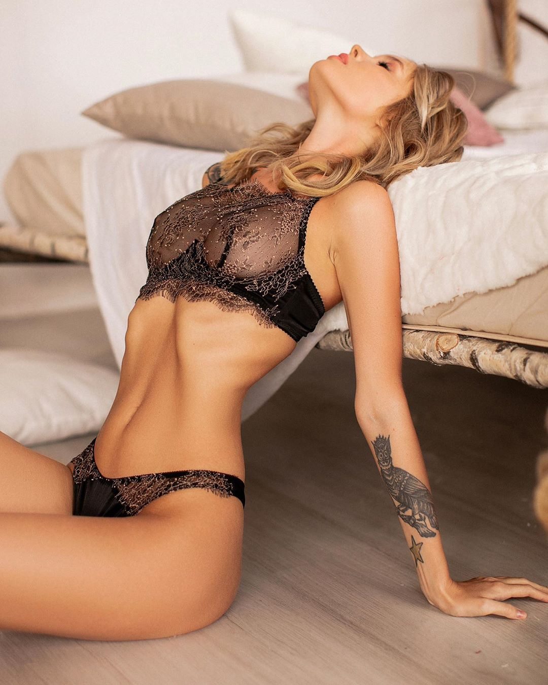 Ph Natalya Minaeva for Lady's Showroom / модель Анастасия Щеглова