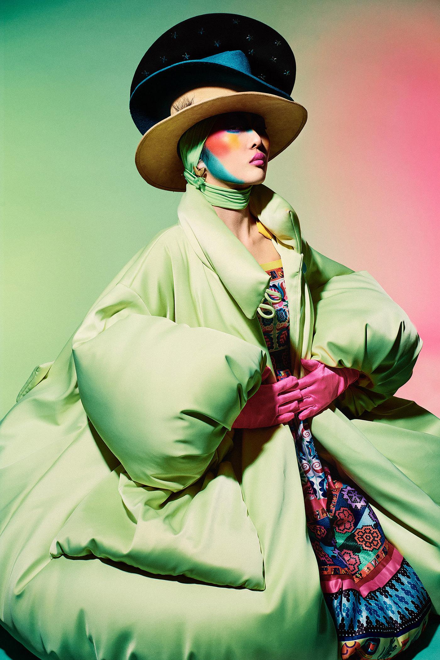 MAD HATTER / фото Fernando Rodríguez - Harper's Bazaar en Español (Mexico 2020 May)