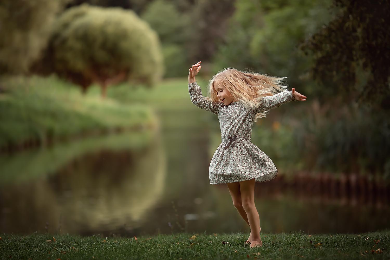 Дети и счастье / фотограф Екатерина Белоножкина