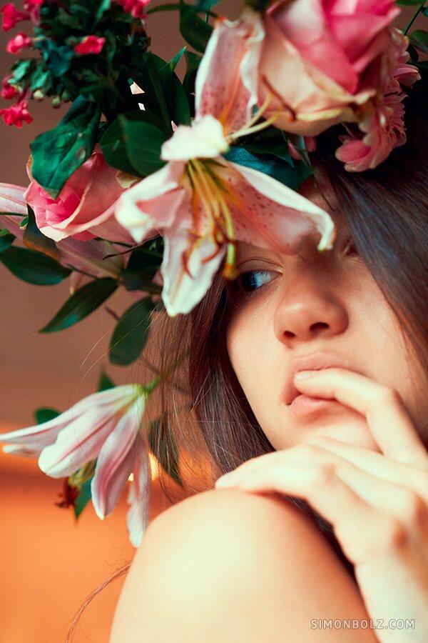Flowers by Irene / фотограф Simon Bolz