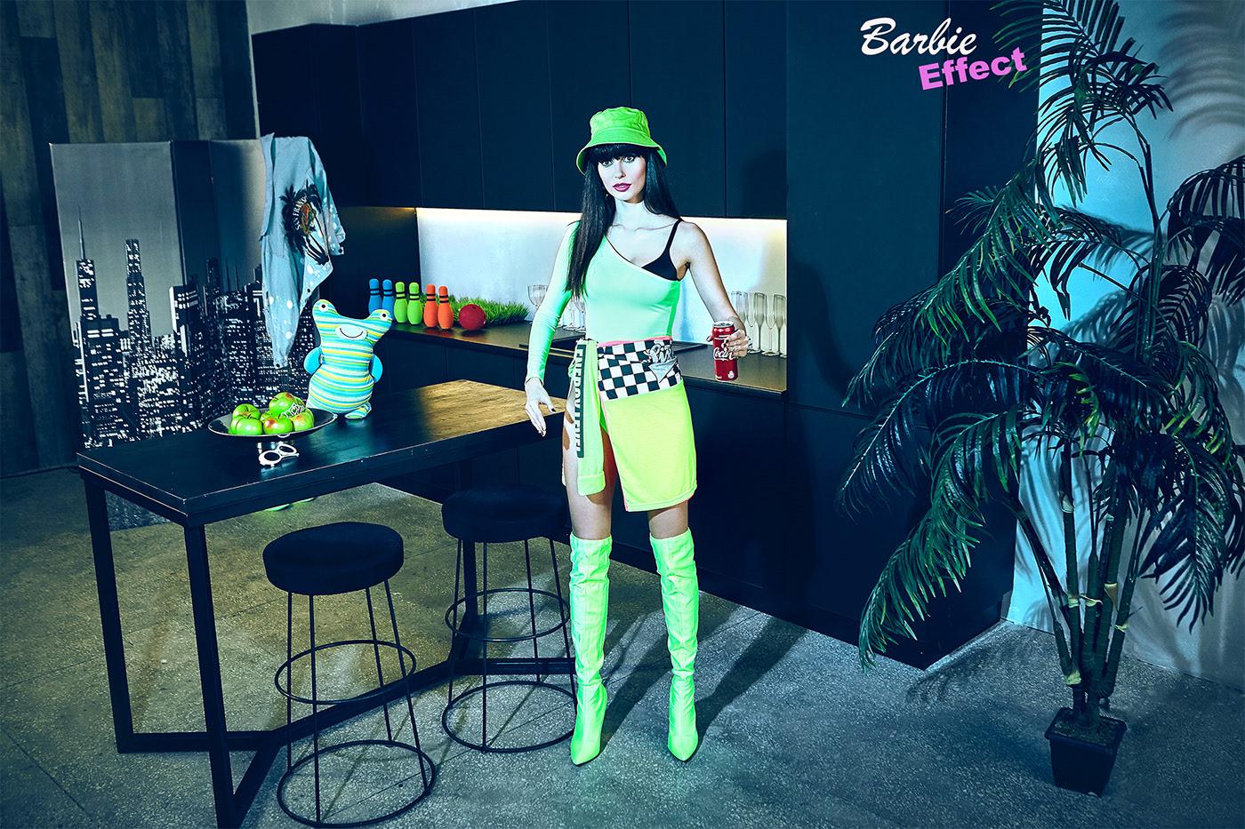 Эффект Барби Barbie Effect