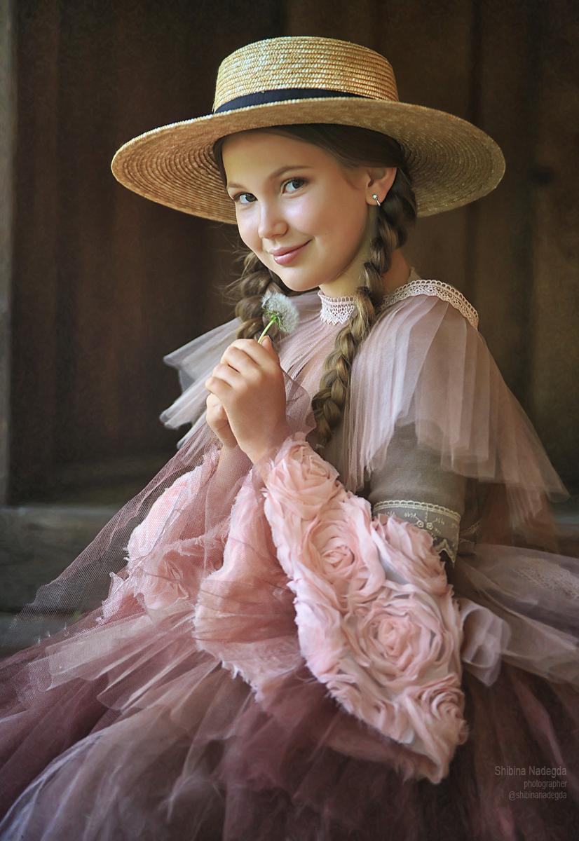 Анна / фотограф Надежда Шибина