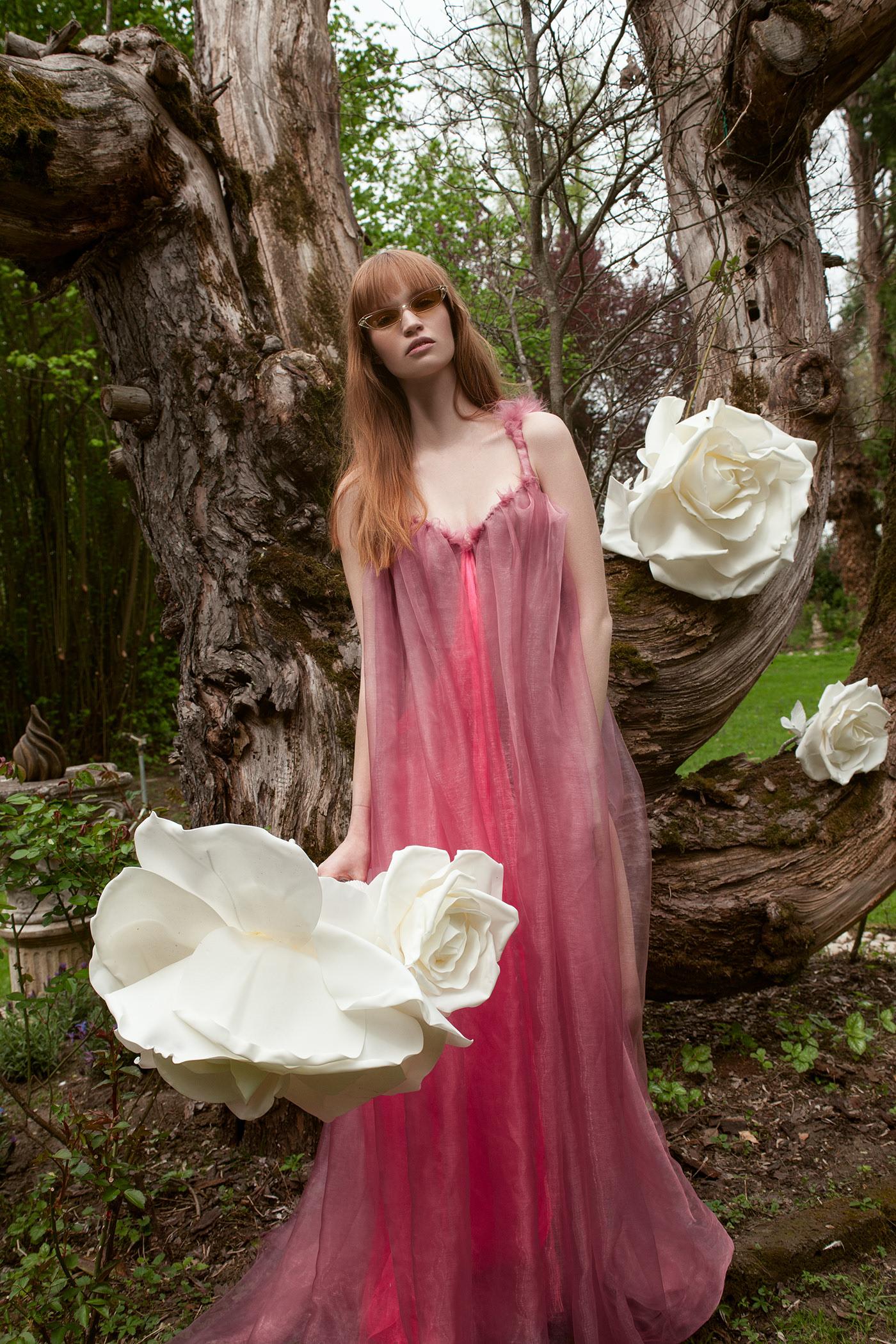GRAZIA MAGAZINE / Photographer Stella Bonasoni - Model Luisa Bianchin