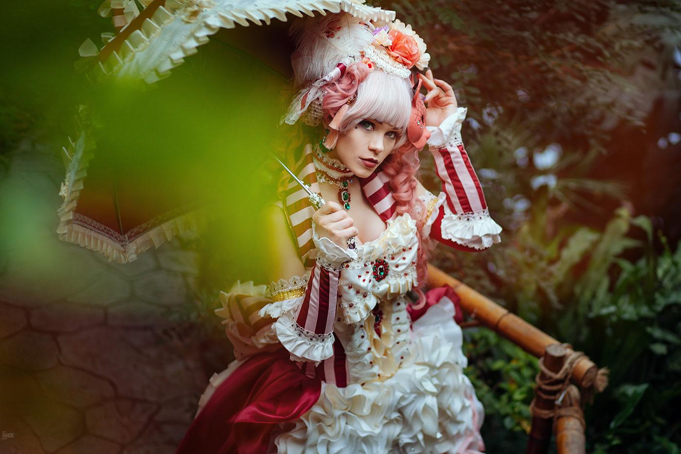 Cheshire Cat / фотограф Lina Aster