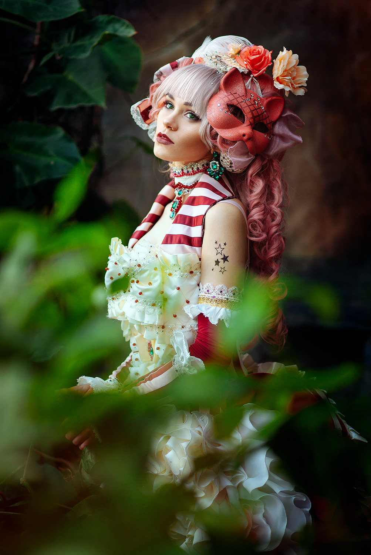 Sakizo Cheshire Cat / фотограф Lina Aster