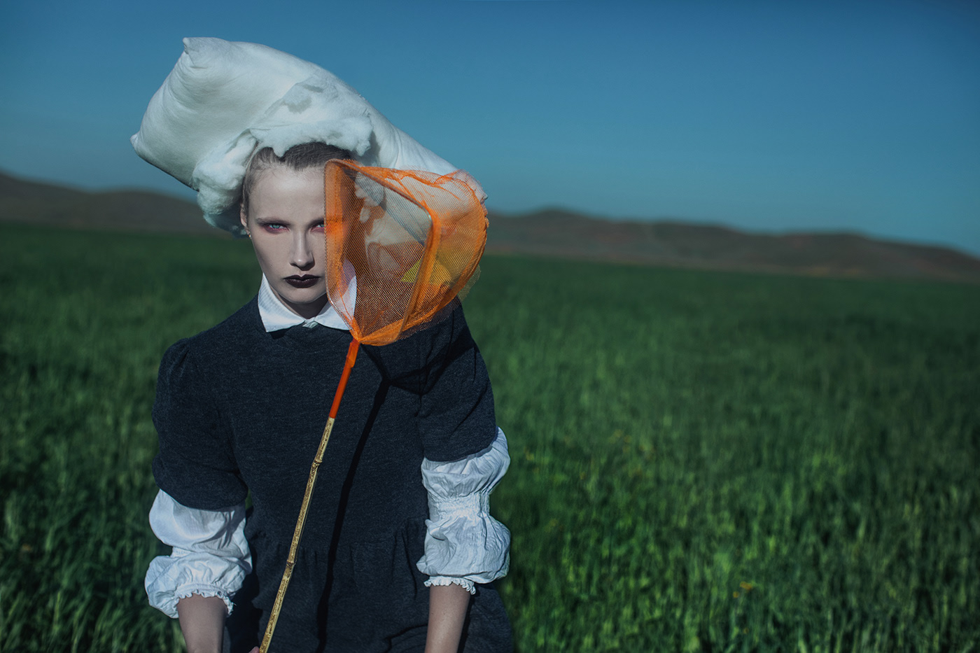 dream catcher / фото Ekaterina Belinskaya