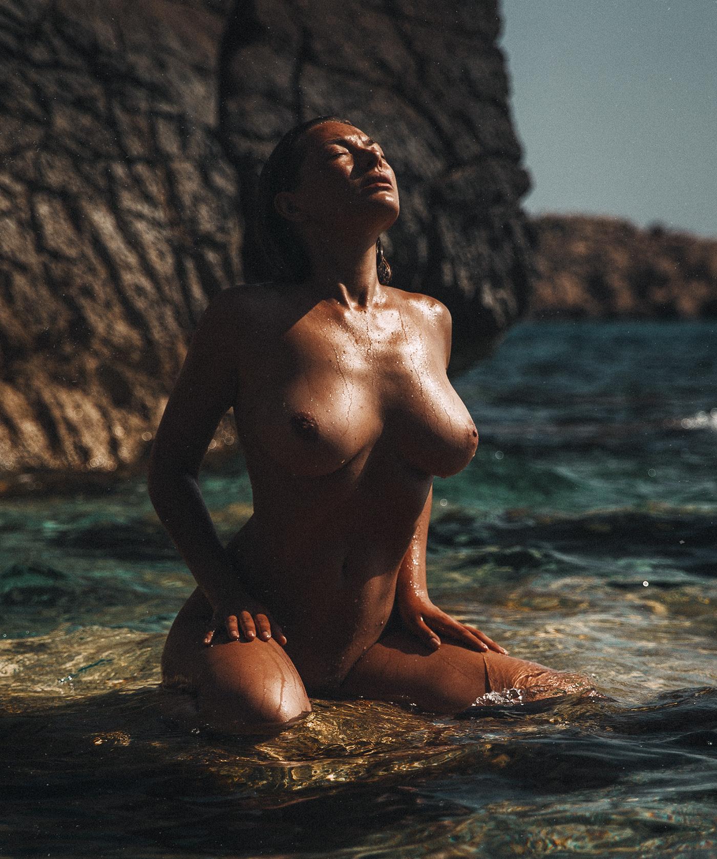 Ольга Кобзар / фотограф Thomas Agatz