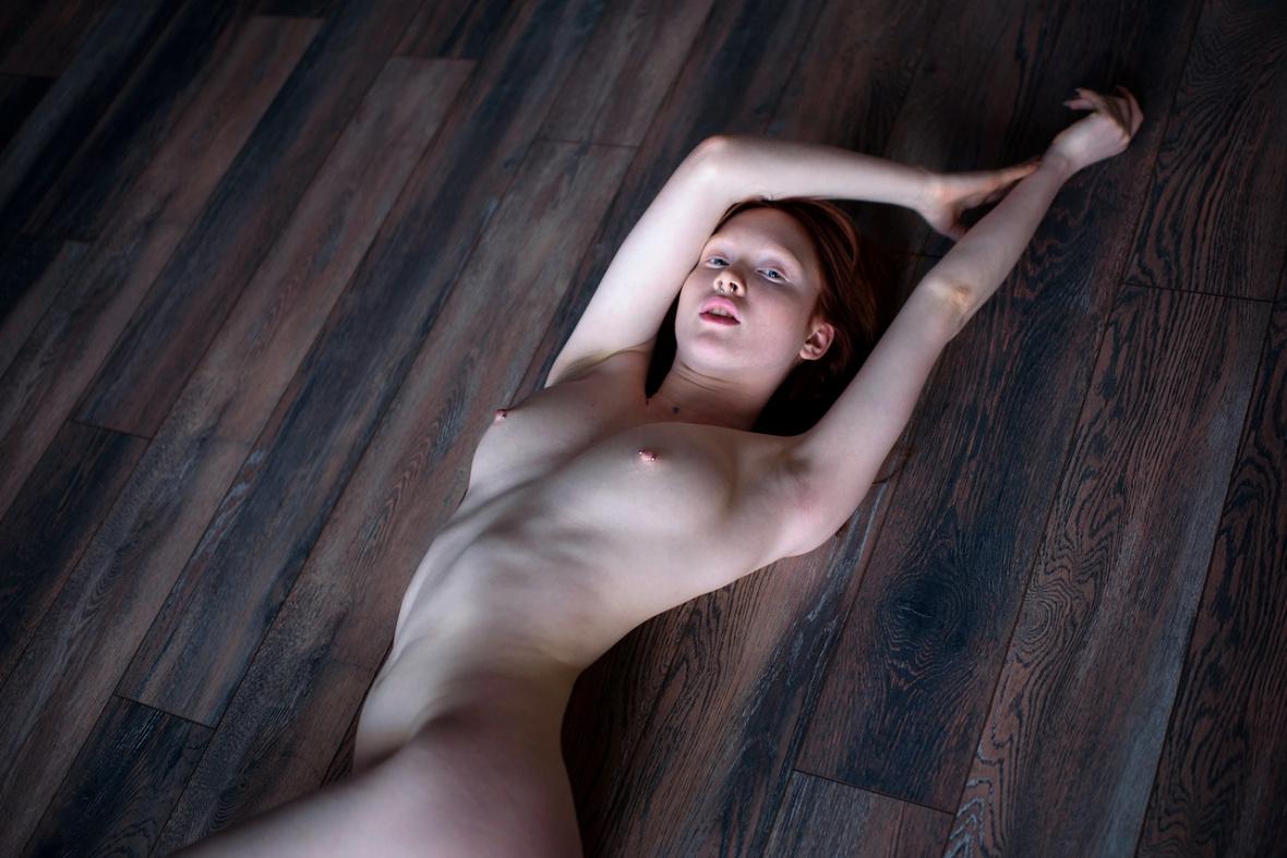 Модель Арина Бикбулатова (Arina Bik) / фотограф Ринат Ишкарин