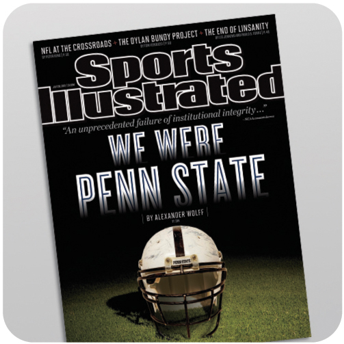 Sports Illustrated. 30 июля. «Мы были Пенсильванским университетом»