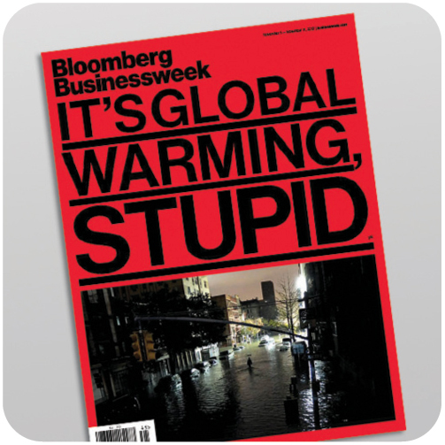 Bloomberg Business Week. 5-11 ноября. «Это глобальное потепление, идиот»