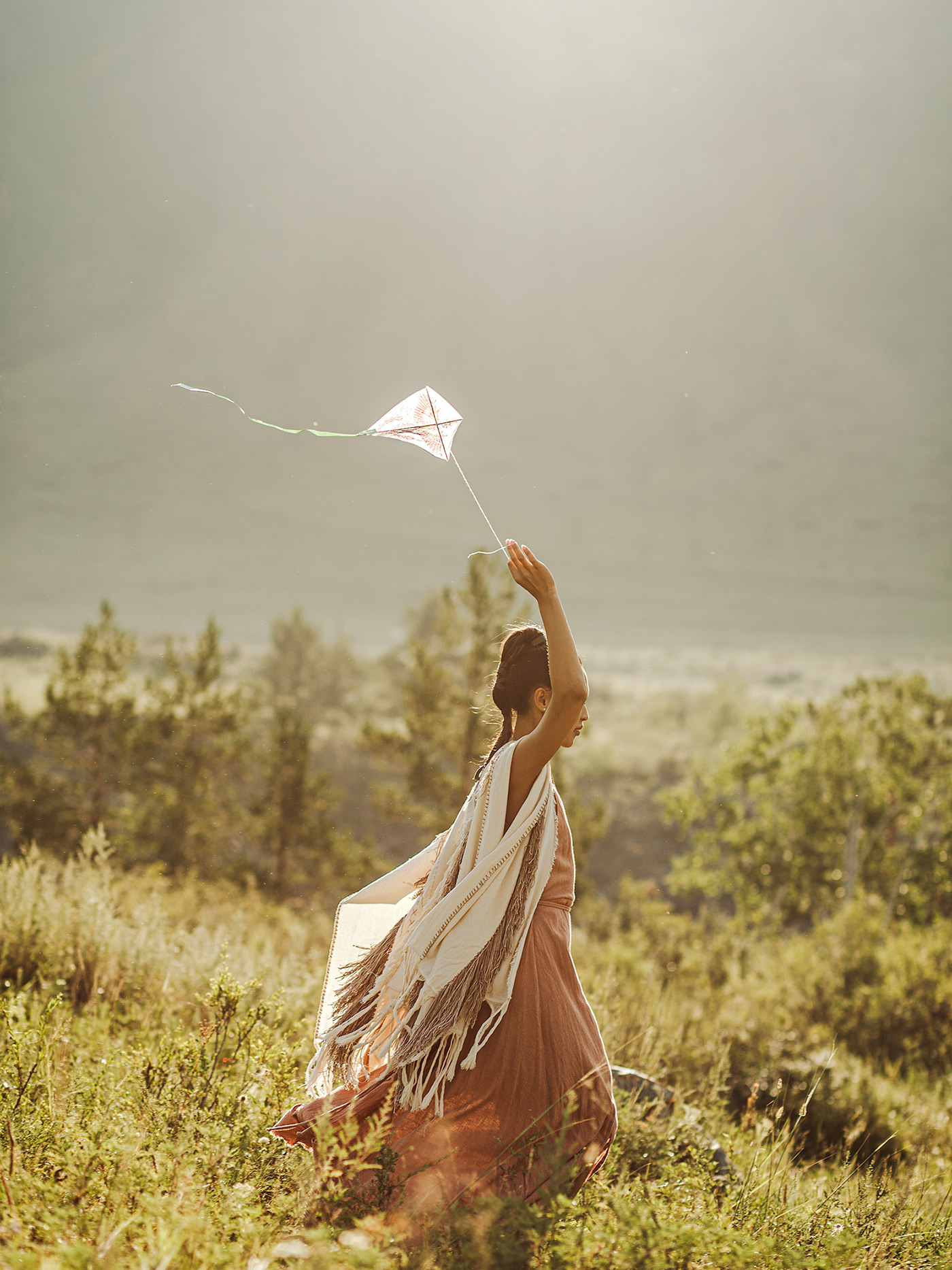 mountain spirit is inside you
