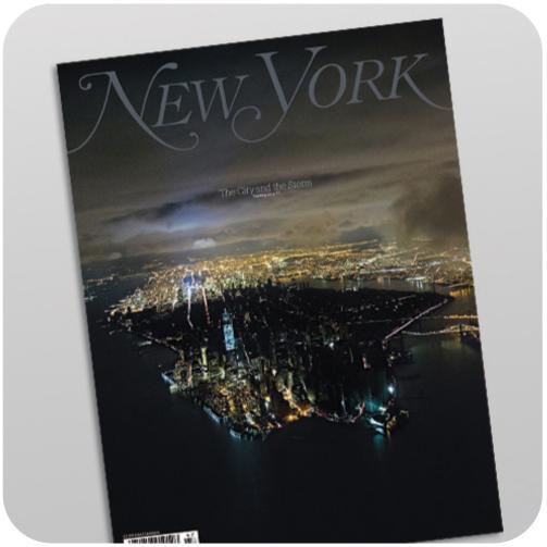New York. 12 ноября. «Город и шторм»