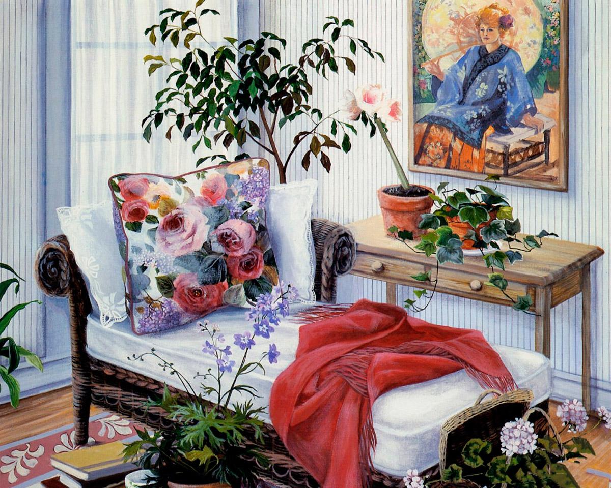 Уютный дом Susan Rios