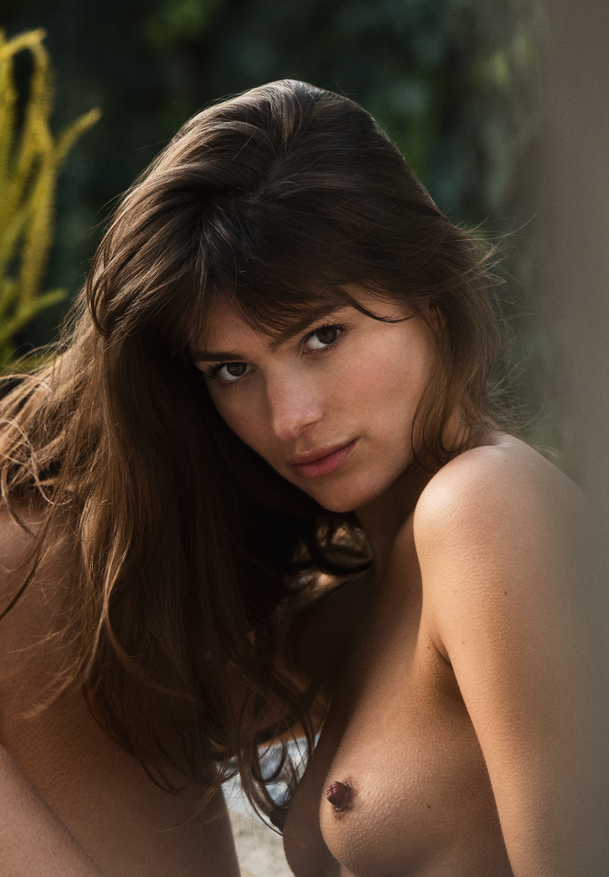 Christine Gischler for Playboy Italy / фотограф Markus Henttonen