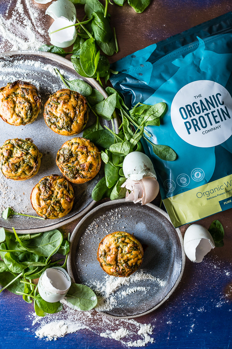 The Organic Protein Company UK / фотограф Amalija Andersone