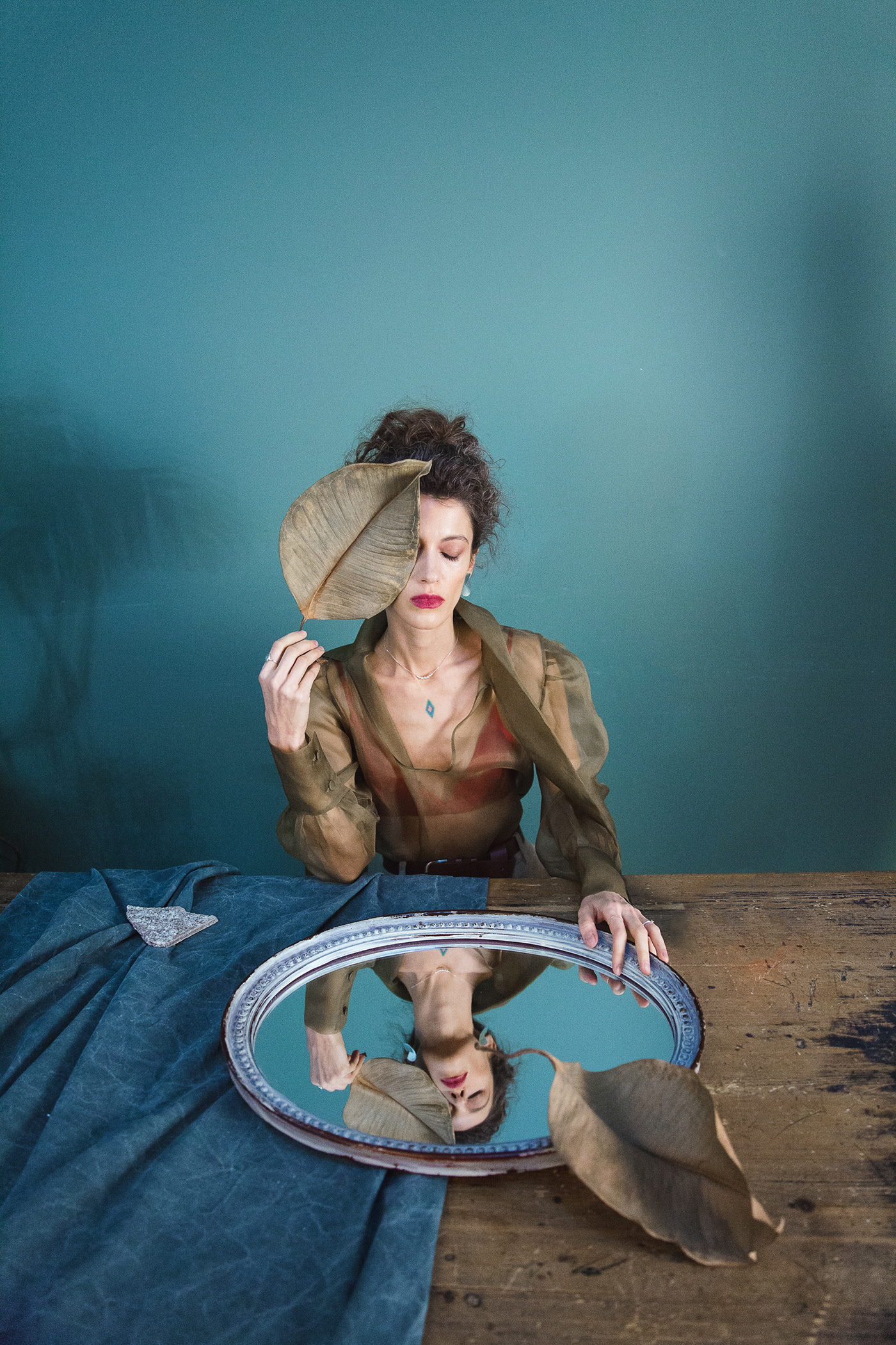Anna Perenna / фотограф Kseniya Che