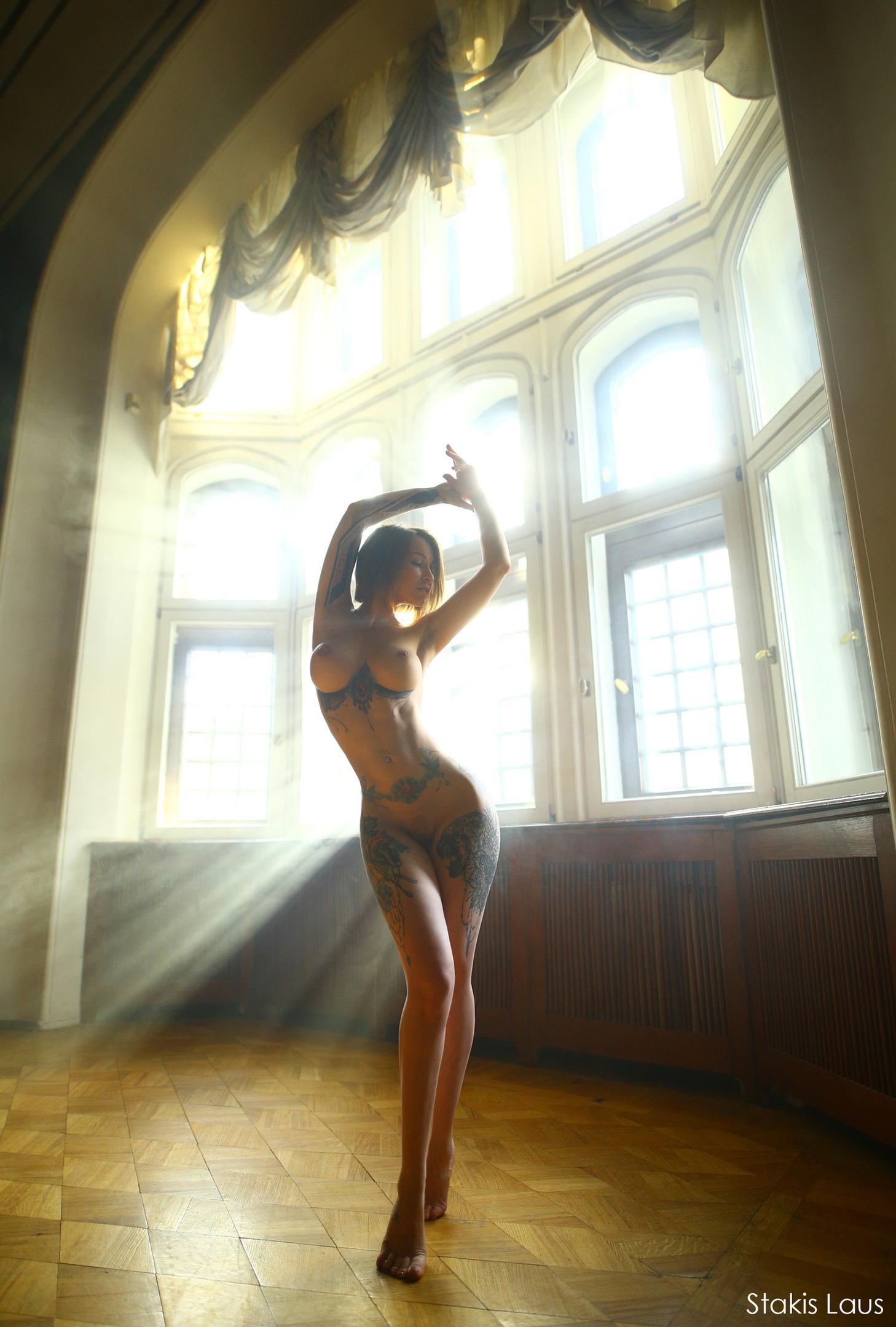 Anastasiya Snegova by Stakis Laus