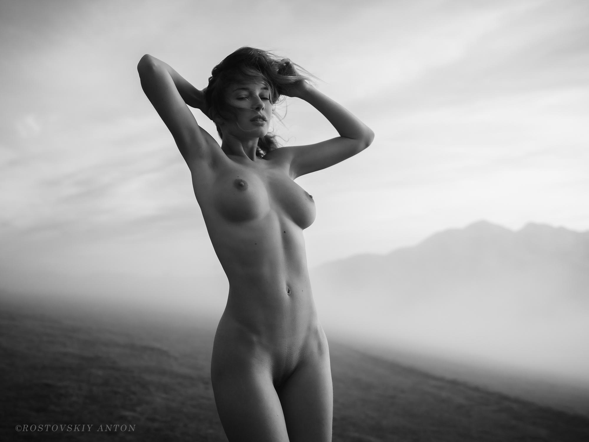 Наталья Андреева в Тоскане / фотограф Антон Ростовский