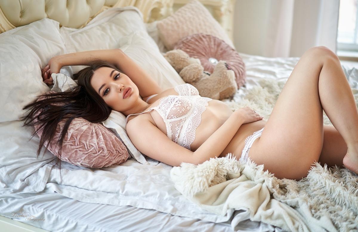 Alina Gorohova by Andrej Lewitan / Алина Горохова - фотограф Андрей Левитан