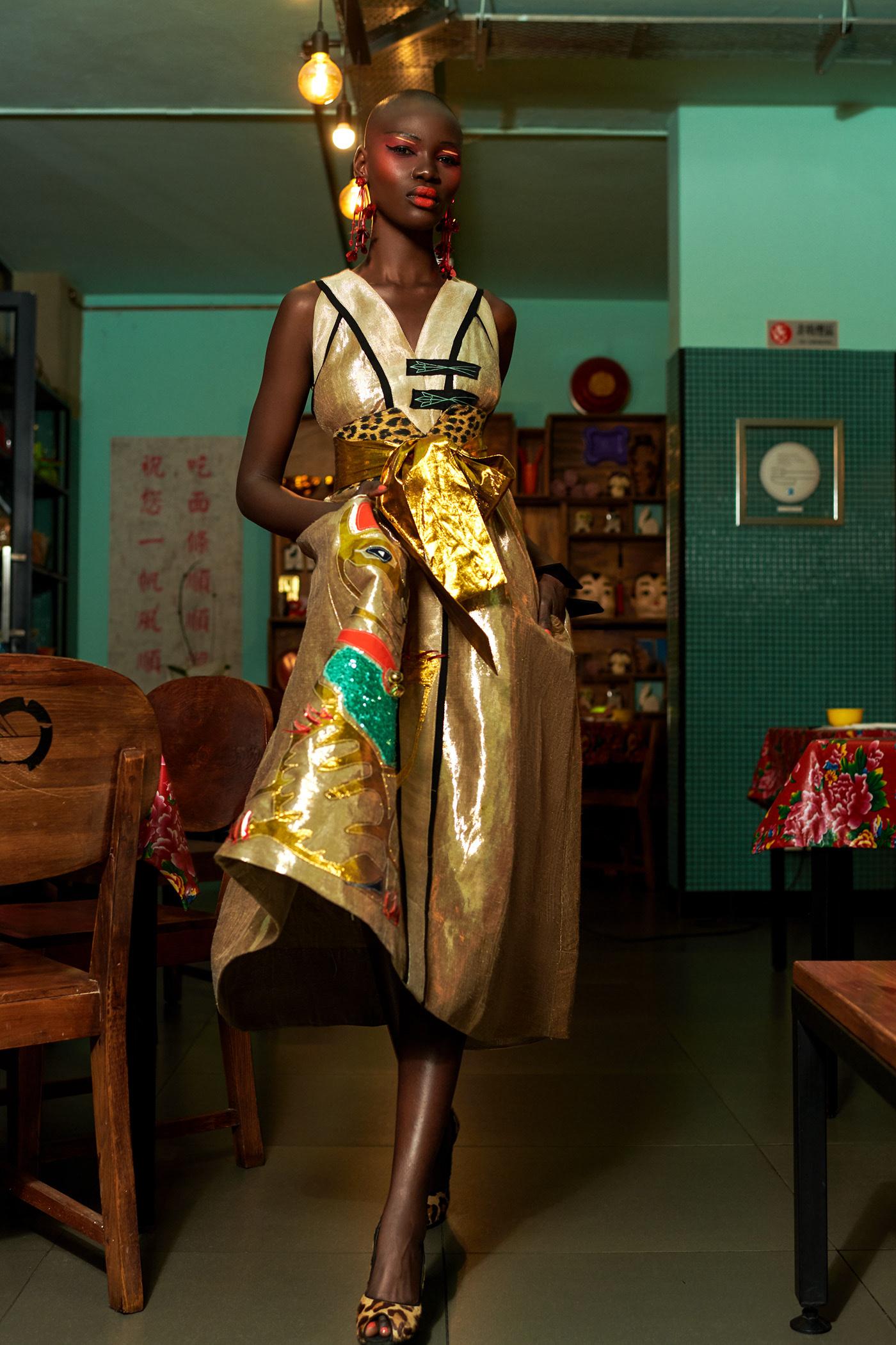 AfroAsian Fashion Campaign