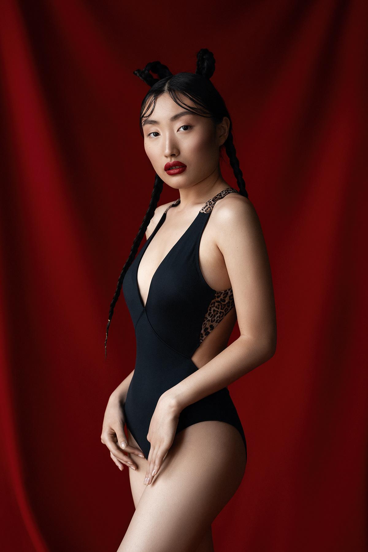 Red Elegance / фотограф Eugene Li