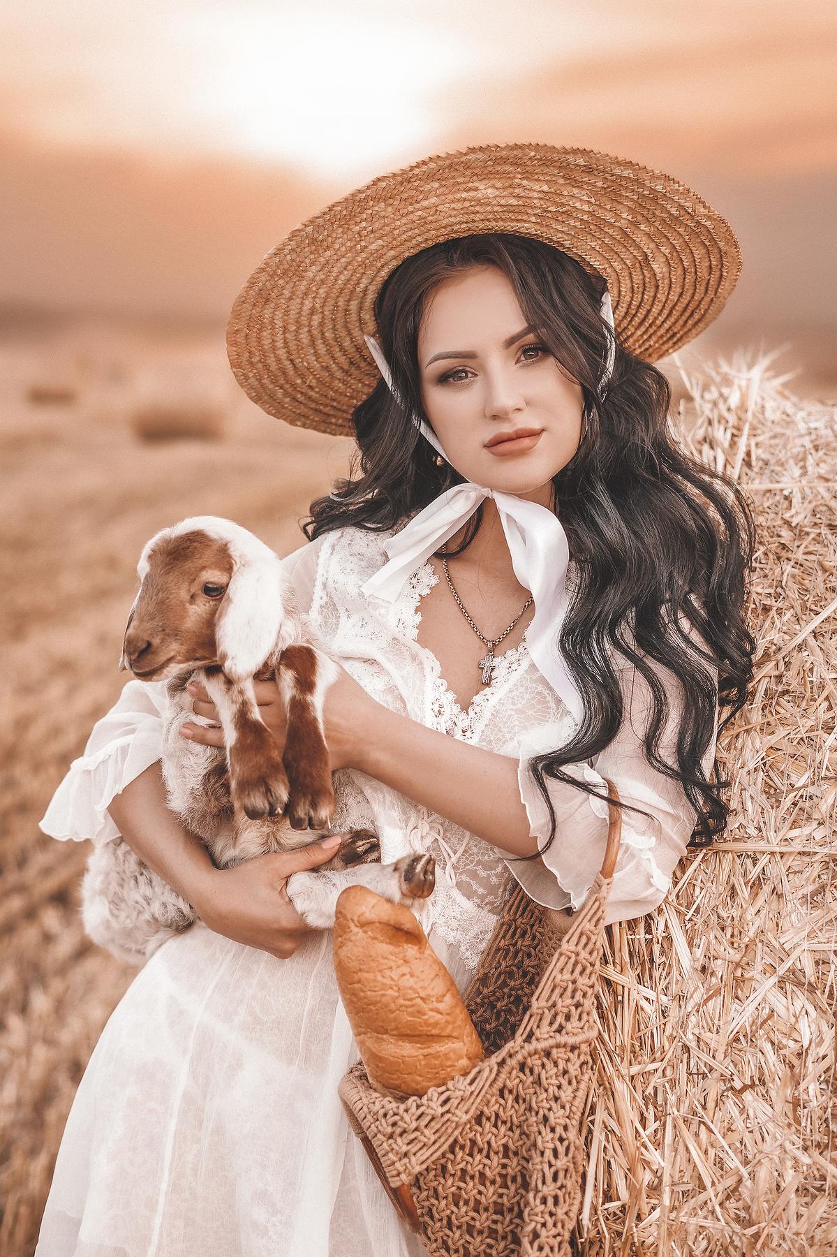 Бедная овечка / фотограф Photographyzp Yana