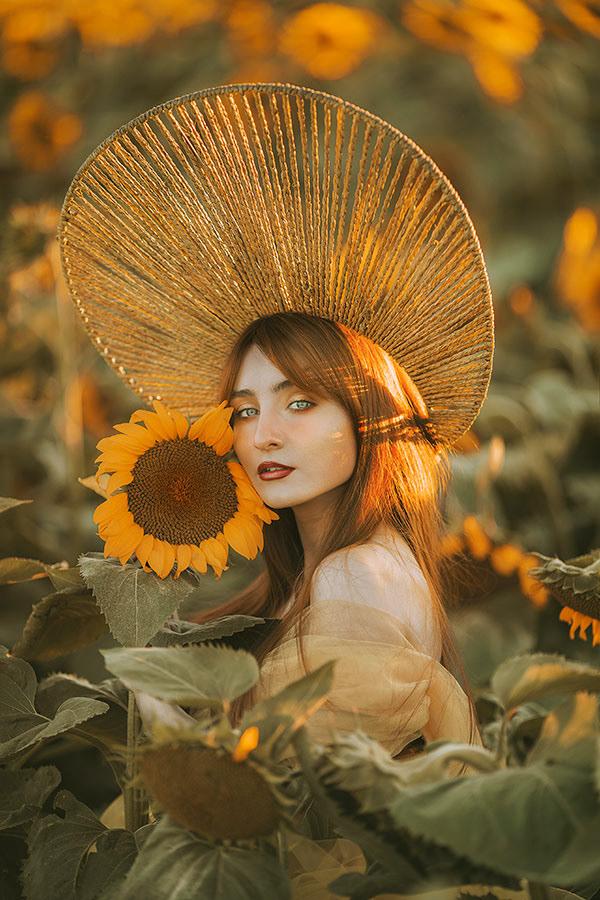 Girl / фото Jovana Rikalo