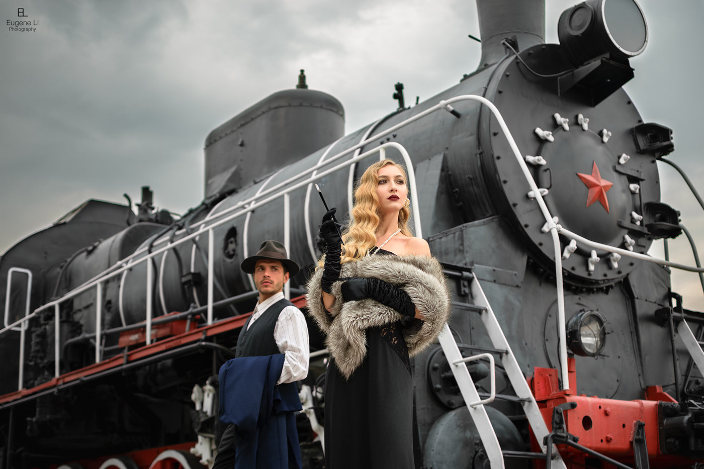 Railway Story / фото Eugene Li