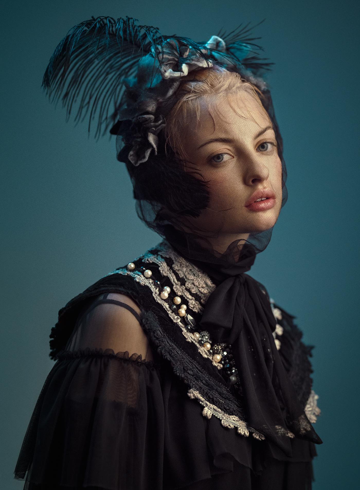 EVA / фотограф Joanna Kustra