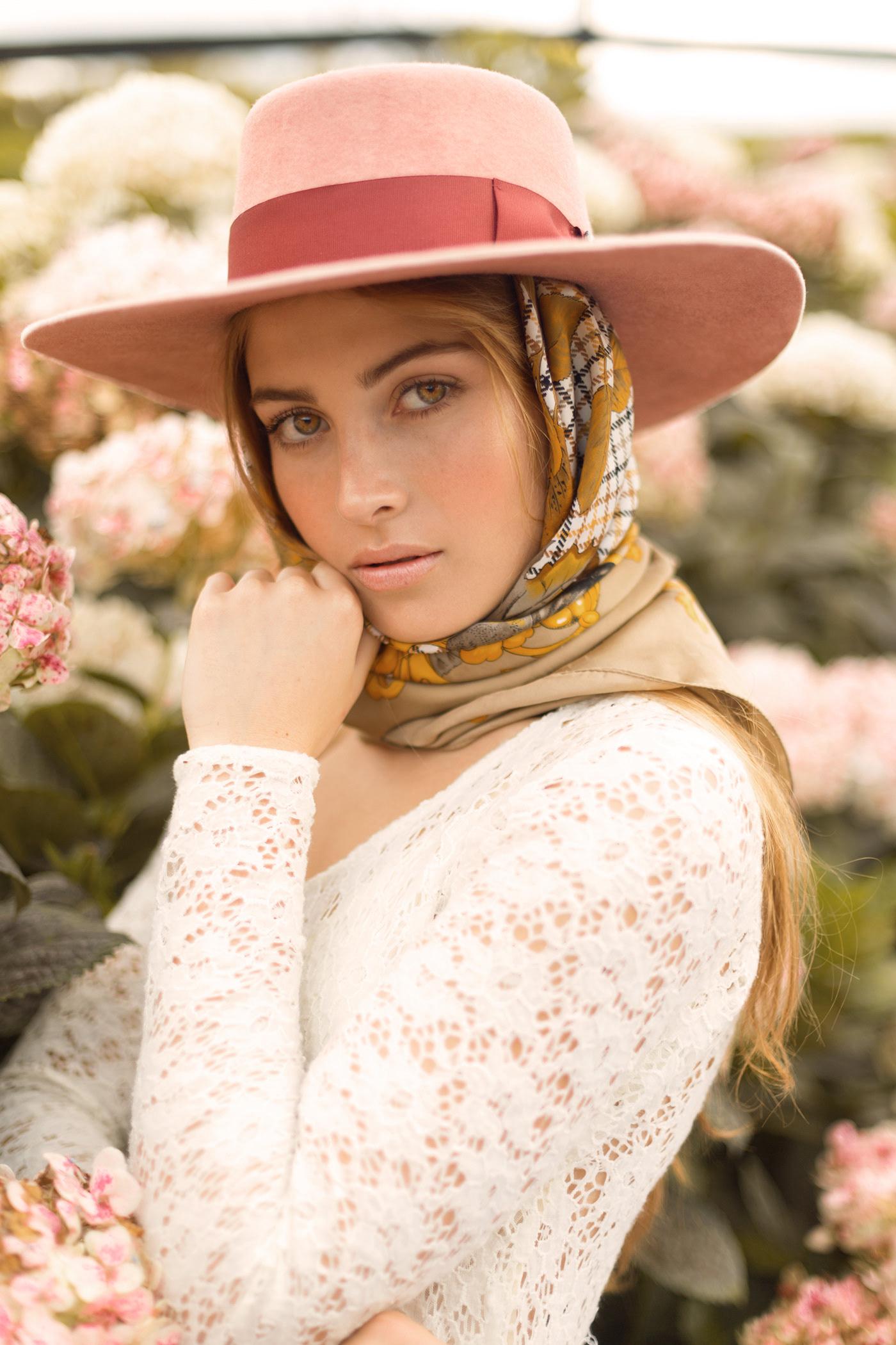 Photographer Daniel Bedoya / Model Amelia Piedrahita