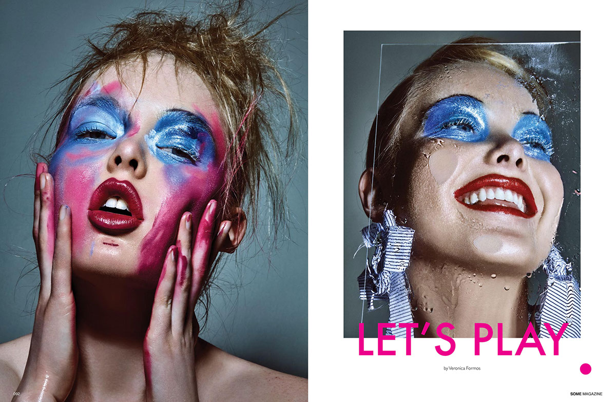 LET`S PLAY - SOME Magazine