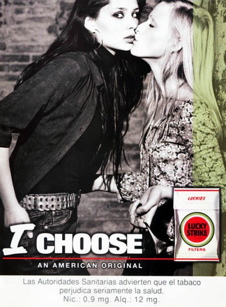 LUCKY STRIKE ( British American Tobacco )