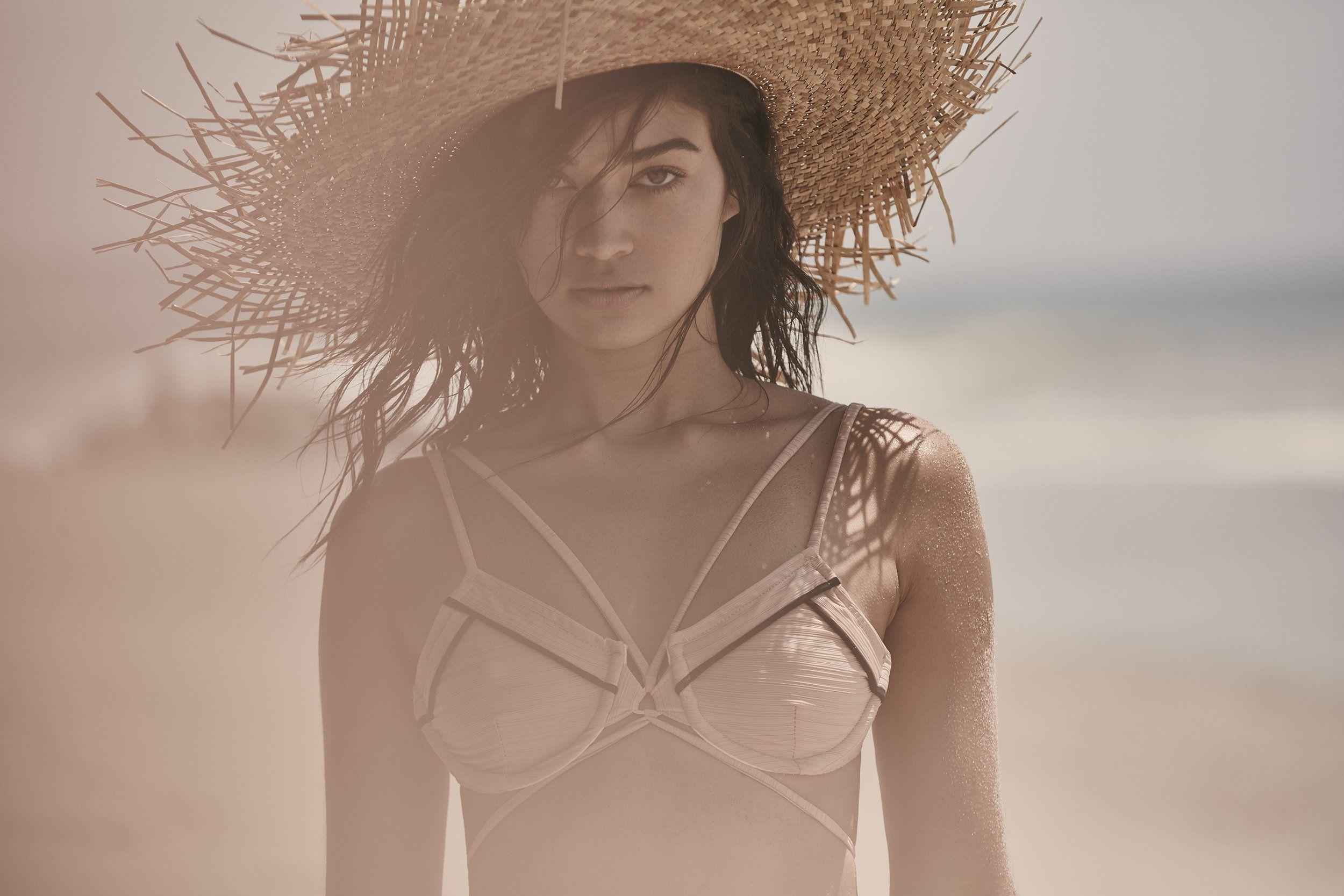 Shanina Shaik by Zoey Grossman for Love and Lemons