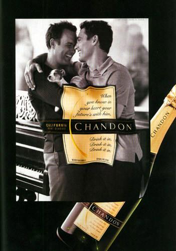 Шампанское Chandon